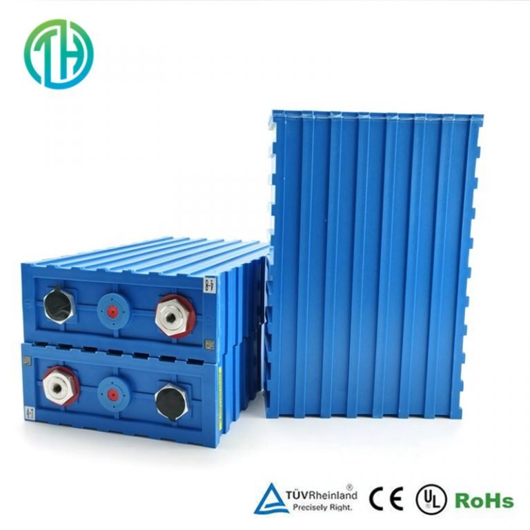 3.2V 200Ah Lithium LiFePO4 prismatic battery
